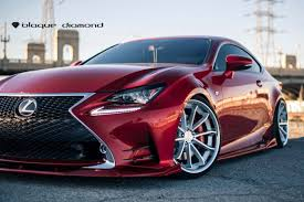 lexus rc modifications 2015 lexus rc350 fitted with 20 inch blaque diamond bd 23 u0027s in