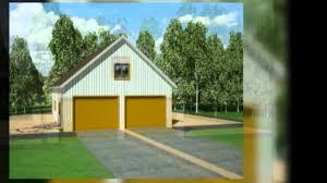 Building A Garage Apartment Affordable Garage With Apartment Apartment Garage Plans Youtube