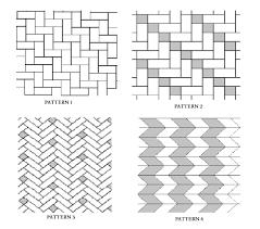 tile installation patterns how to u0027s pinterest tile