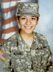 On Wednesday, 10 February, Pfc. Adriana Alvarez of San Benito died of a gunshot wound in Baghdad, Iraq. The exact circumstances of her death remain unclear, ... - alvarez_adriana