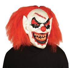 halloween accessories carver clown mask mr031215 12 28 galaxor store a mega