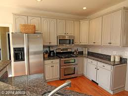 traditional kitchen with subway tile u0026 undermount sink in leesburg