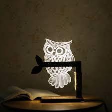 Led Lights For Bedroom Online Get Cheap Owl Led Lights Aliexpress Com Alibaba Group