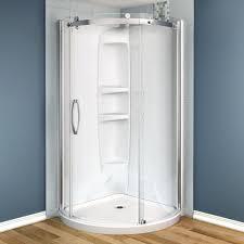 bathroom one piece shower stall shower stalls home depot home