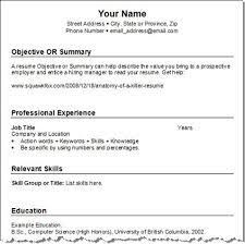 Wwwisabellelancrayus Mesmerizing Resumea Your Mom Hates This With     Wwwisabellelancrayus Heavenly Get Your Resume Template Three For Free Squawkfox With Endearing Chronological Resume Template And