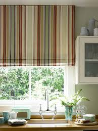 interesting kitchen bay window curtains curtain rod w to design