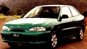 hyundai excel 5 doors 1998 on motoimg com