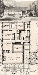One Story Colonial House Plans 321 Best 1920s House Images On Pinterest Vintage Houses 1920s
