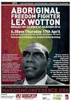 freedom fighter Lex Wotton