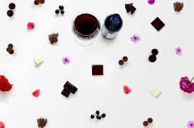 Chocolate Accents by Wine And Chocolate Pairings To Impress Your Guests Proflowers Blog