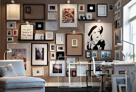 Art On Walls Home Decorating by The Art Of Hanging Art