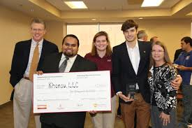 gannon university student led business wins technology accelerator