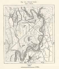 Map Of The Ohio River by New Madrid Area Once Had A Seashore Rivers Rerouted