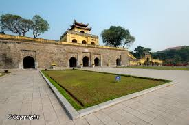 Top    Things to Do in Vietnam   Vietnam Must see Attractions Hanoi   Central Sector of the Imperial Citadel of Thang Long