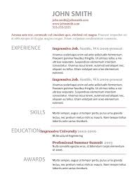 The Best Resume Templates 2015 by 5 Best Examples Of Resume Tips 2015 Doc Format Best Professional