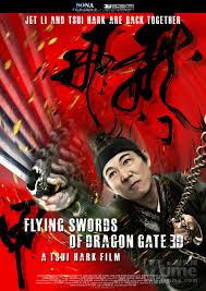 Long Môn Phi Giáp Flying Swords Of Dragon Gate
