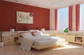 White Home Interiors Gorgeous 60 Red And White Combination Bedroom Interior Design
