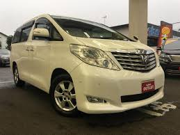 2008 toyota alphard 350g l package used car for sale at gulliver