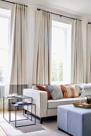 Kitchen Drapery Ideas Best 20 Modern Living Room Curtains Ideas On Pinterest Double