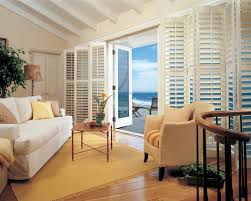 enhance the appeal of your home with plantation shutters
