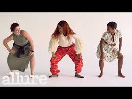 Vote No on   amas advice      Teyana Taylor Teaches Beginners the Dance Moves From Kanye     s      Fade        Allure