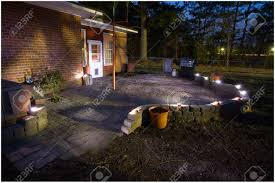 Solar Fence Lighting by Solar Led Ball Light Outdoor Outdoor Image With Remarkable Solar
