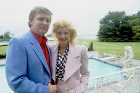 1987 at home with donald trump
