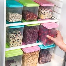 simple storage ideas to organize your kitchen right now written