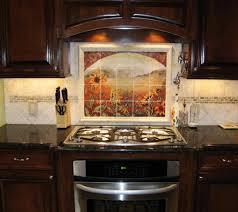 Tile Kitchen Backsplash by Kitchen Decorative Kitchen Backsplash Subway Tile With Accent
