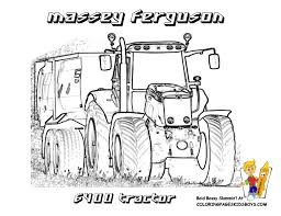 tractor coloring pages arterey info