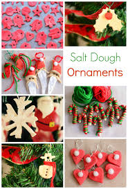 practical mom salt dough christmas ornaments