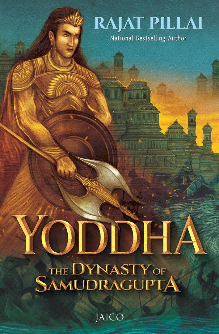 Image result for yoddha book