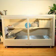 indoor rabbit cage ebay
