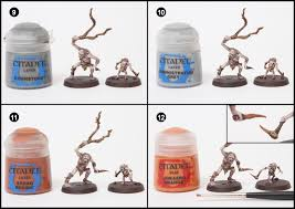 tutorial how to paint goblins from the hobbit tale of painters