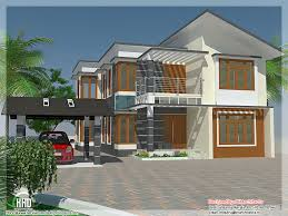 Home Design Free Plans by 4 Bedroom House Elevation With Free Floor Plan Kerala Home