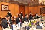 ThaiPM yingluck shinawatra welcomed Ministersof Foreign Affairs ...