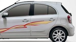 nissan micra top model car accessories nissan micra nissan india