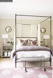 Tall Canopy Bed by Canopy And Four Poster Beds Elements Of Style Blog