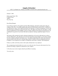 cover letter for business 28 sample resume and cover letter for administrative assistant
