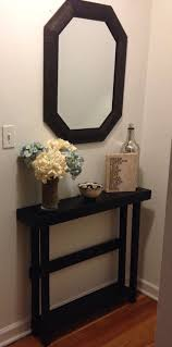 Front Entry Way by Entry Table Skinny Entry Table Pinterest Entry Tables
