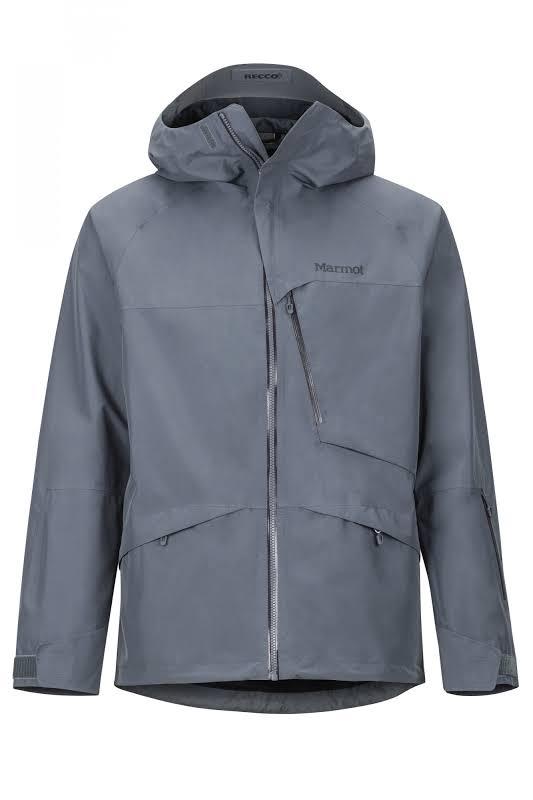 Marmot Fordham Jacket Steel Onyx Extra Large 74180-1515-XL