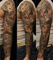 Miami Ink Flower Tattoo Designs - tattoo design japanese flower buscar con google jap sleeves