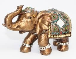 Brass Home Decor by Decorating Indian Brass Elephant Figurines For Home Accessories Ideas