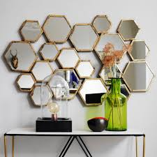 Diy For Home Decor Honeycomb Mirror I U0027d Set Mine Up Like The Chemical Compounds For