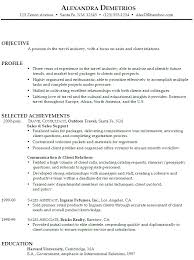 Sales Associate Resume Objective Examples   electrical engineering resume sample