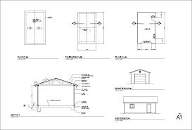 Blueprints To Build A House by 24x24 2 Car Garage Plans Blueprints Free Materials List U0026 Cost