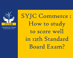 iyer sir syjc commerce how to study to score well in 12th