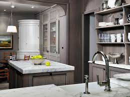 Dark Stained Kitchen Cabinets Grey Stained Kitchen Cabinets Trends And In Stock Rta Ready To