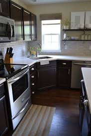 Small U Shaped Kitchen Layout Ideas by Best 25 Corner Kitchen Layout Ideas Only On Pinterest Kitchen