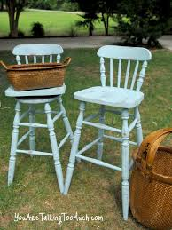 Spray Painting Metal Patio Furniture - annie sloan colors in a spray paint you are talking too much